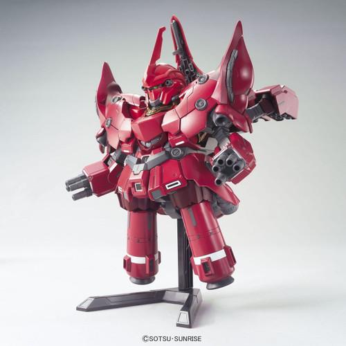 Bandai SD BB 392 Gundam NZ-999 Neo Zeong Plastic Model Kit