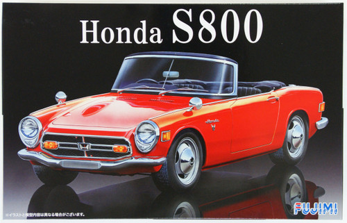 Fujimi ID-104 Honda S800 1/24 Scale Kit 038988