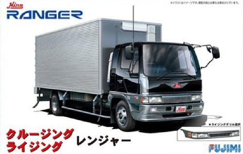 Fujimi HT8 Hino Cruising Rising Ranger 1/32 Scale Kit