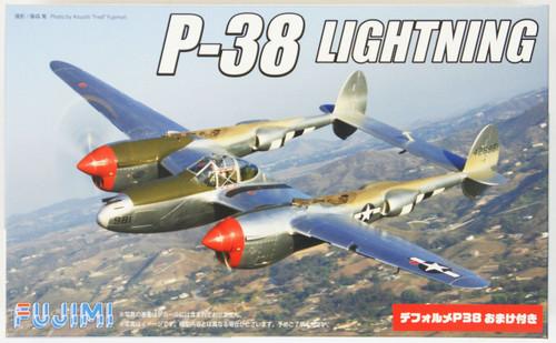 Fujimi 1/144 No.16 P-38 Lightning