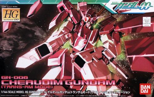 Bandai HG OO 56 Gundam CHERUDIM Gundam GN-006 1/144 Scale Kit
