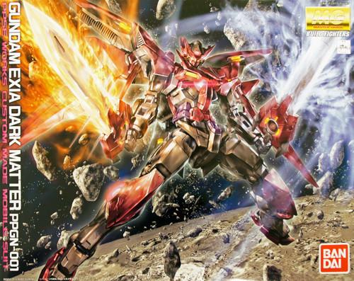 Bandai MG 956903 Gundam Gundam Exia Dark Matter PPGN-001 1/100 Scale Kit