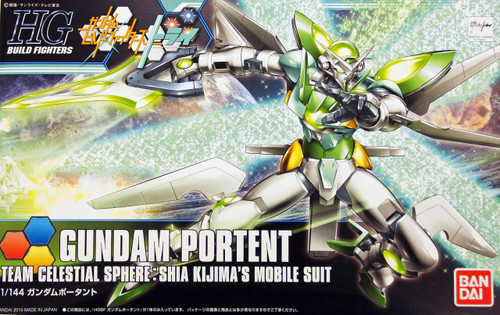 Bandai HG Build Fighters 031 Gundam PORTENT 1/144 Scale Kit