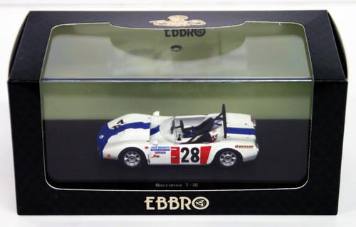 Ebbro 44641 Macransa T-III WHITE 1/43 Scale