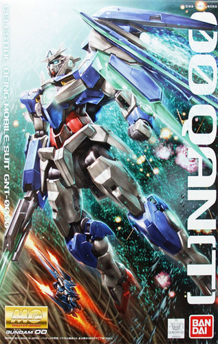 Bandai MG 656544 GNT-0000 OO QANT QAN[T] 1/100 Scale Kit