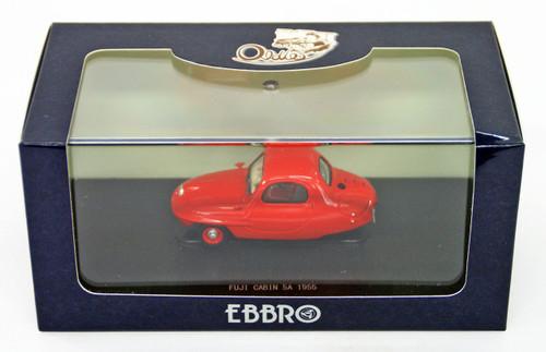 Ebbro 45183 FUJI CABIN 5A 1955 Red 1/43 Scale