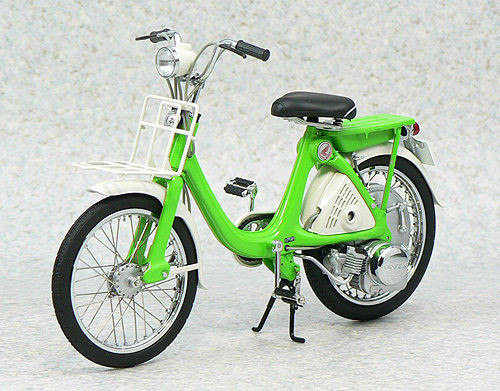 Ebbro 10016 Little Honda Monkey P25 (Green) 1/10 Scale