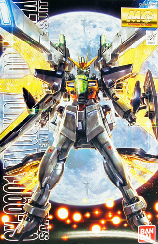Bandai MG 948731 Gundam GX-9901-DX Gundam Double X 1/100 Scale Kit