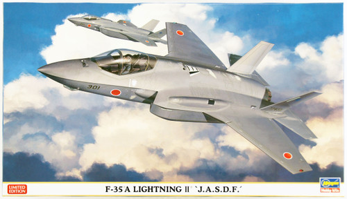 Hasegawa 02148 F-35A Lightning II JASDF 1/72 Scale Kit