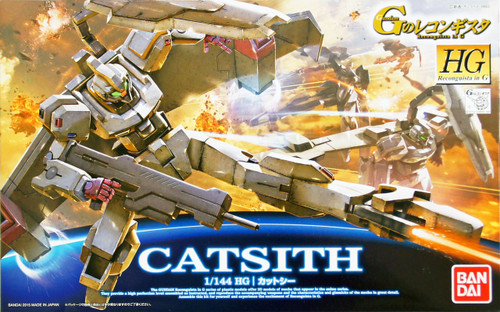 Bandai Reconguista in G G013 Gundam Catsith 964304 1/144 Scale Kit