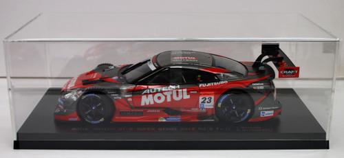Ebbro 81015 Motul Autech GT-R Super GT500 2014 Rd.2 Fuji No.23 Red 1/18 Scale