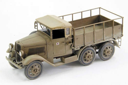 Fine Molds FM31 Japanese Type 94 Truck Canvas Top 1/35 Scale Kit