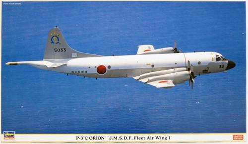 Hasegawa 02158 P-3C Orion JMSDF Fleet Air Wing 1 1/72 Scale Kit