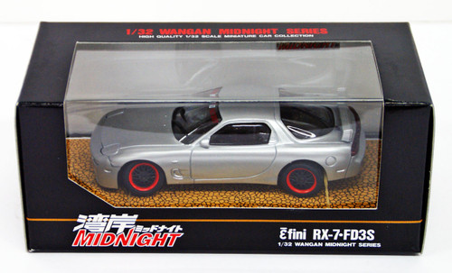 Arii 861240 Efini RX-7-FD3S Wangan Midnight Series 1/32 Scale Kit