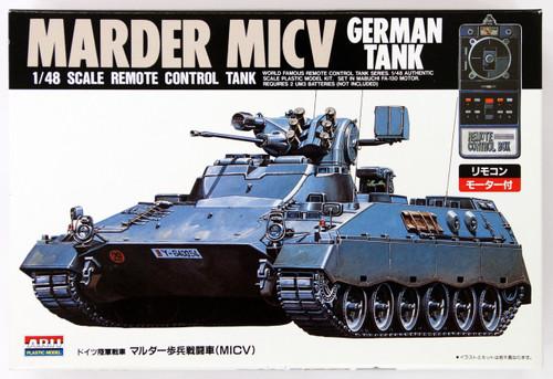 Arii 241042 Marder MICV German Tank Remote Control Tank 1/48 Scale Kit (Microace)
