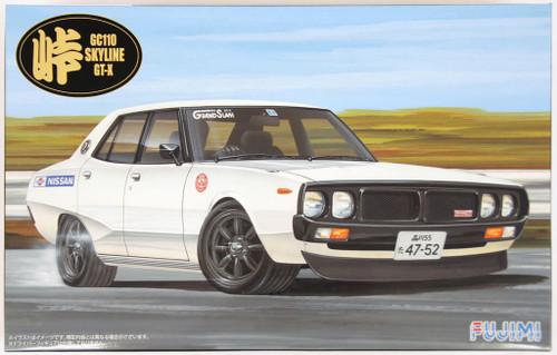 Fujimi TOHGE-16 Nissan Skyline GT-X (GC110) Ken & Mary 1/24 Scale Kit