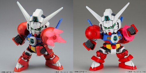 Bandai SD BB 369 Gundam Gundam Age-1 Plastic Model Kit