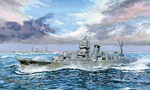 Fujimi TOKU-91 IJN Light Cruiser Agano / Noshiro 1/700 Scale convertible Kit