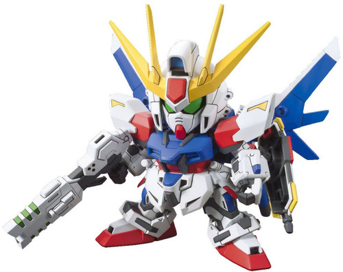 Bandai SD BB 388 Gundam Build Strike Gundam Full Package Plastic Model Kit