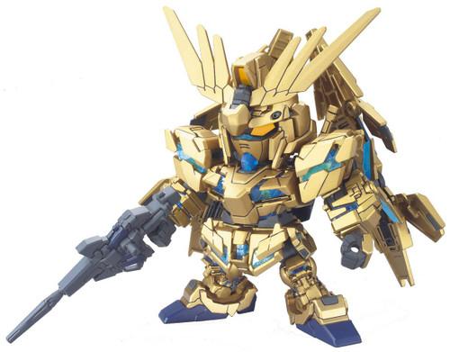 Bandai SD BB 394 Gundam Unicorn Gundam 03 Phenex Plastic Model Kit