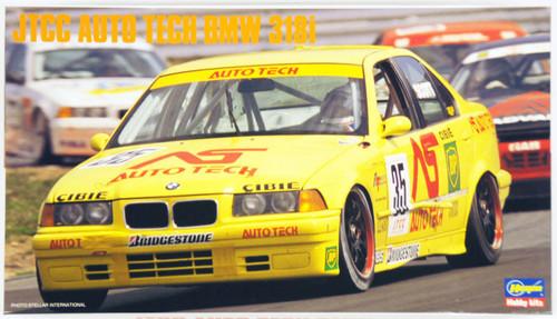 Hasegawa 20269 JTCC Auto Tech BMW 318i 1/24 Scale Kit