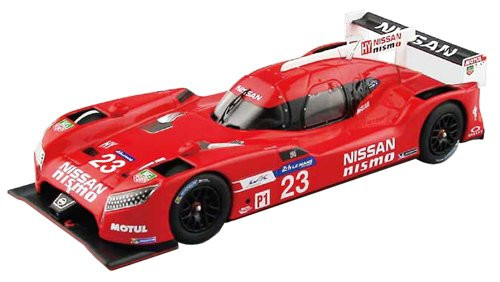 Ebbro 45250 NISSAN GT-R LM NISMO 2015 Launch Version Red 1/43 Scale