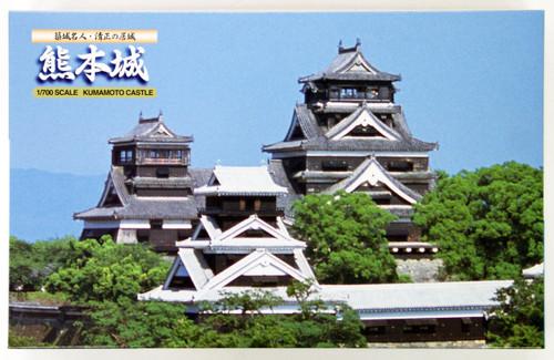 Fujimi Shiro-01 Kumamoto Castle 1/700 Scale Kit