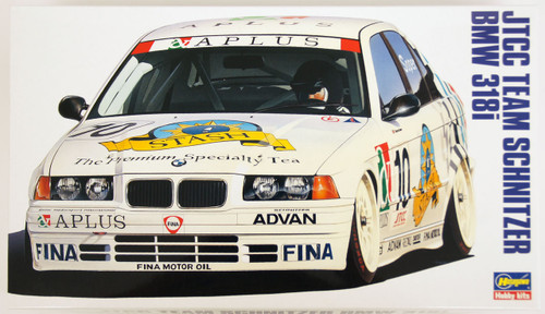Hasegawa 20270 JTCC Team Schnitzer BMW 318i 1/24 Scale Kit