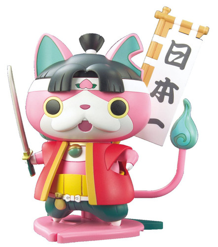 Bandai Yo-Kai Watch 15 Momotaronyan Plastic Model Kit