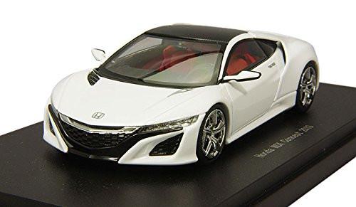 Ebbro 45317 Honda NSX Concept 2013 White 1/43 Scale