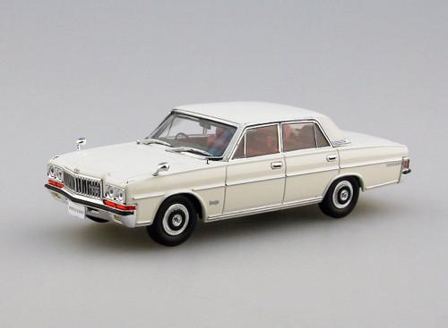 Ebbro 45306 Nissan President 252 White 1/43 scale