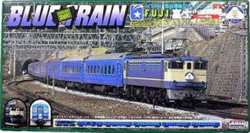 Arii 702024 EF65TYPE Blue Train Fuji 1/80 Scale Kit
