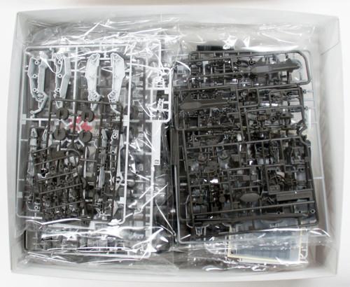 Bandai Iron-Blooded Orphans 007 Gundam Barbatos & Long Distance Transport Booster Kutan Type-III 1/144 Scale Kit