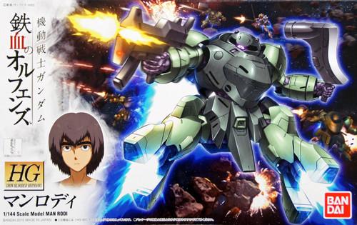 Bandai Iron-Blooded Orphans 009 Gundam MAN RODI 1/144 Scale Kit