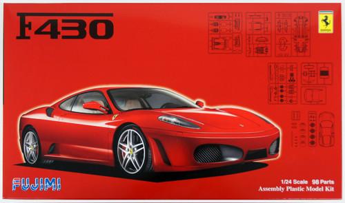 Fujimi RS-109 Ferrari F430 1/24 Scale Kit