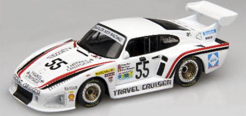 Fujimi 152356 FDM5 PORSCHE 935 K3 #55 Le Mans 1981 J.Cooper / D.Wood / C.Bourgoignie 1/43 Scale