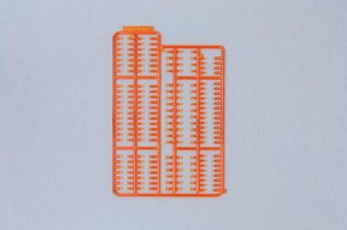 Fujimi KB04 Detail Up Parts Set for Track (Orange) 1/32 Scale Kit