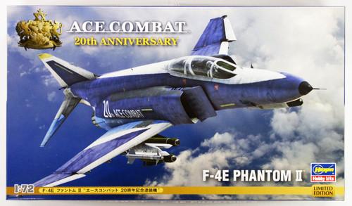 Hasegawa SP337 Ace Combat F-4E Phantom II 20th Anniversary 1/72 Scale Kit