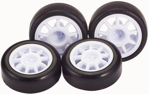 Bandai GEKI DRIVE CP-005 Tire & Wheel Set 02 (25/25) 4549660059912