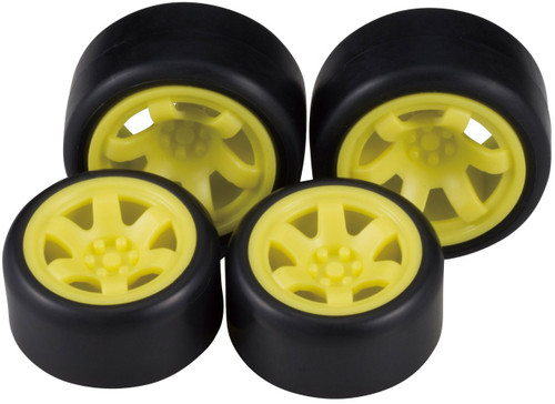 Bandai GEKI DRIVE CP-007 Tire & Wheel Set 03 (23/26) 4549660041825