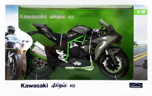 Aoshima Skynet 97465 Kawasaki Ninja H2 1/12 Scale