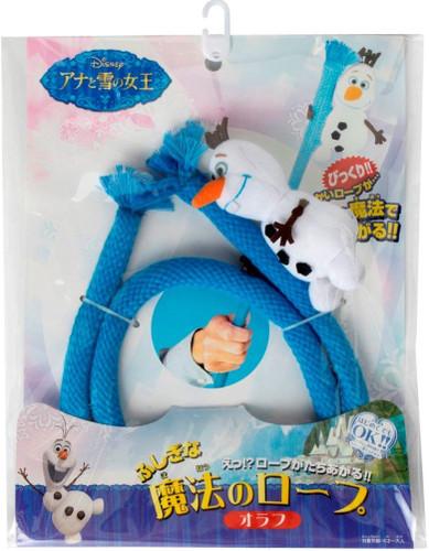 Tenyo Japan 116470 MAGIC ROPE Olaf (Magic Trick)