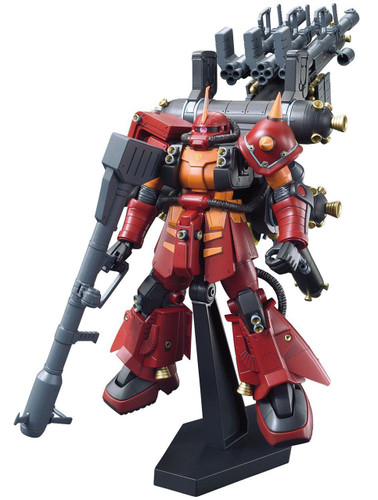 Bandai HG Gundam MS-06R ZAKU II High Mobility Type Psycho Zaku (Gundam Thunderbolt Version) 1/144 Kit