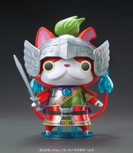 Bandai Yo-Kai Watch 075967 JIBANYAN LIUBEI Plastic Model Kit