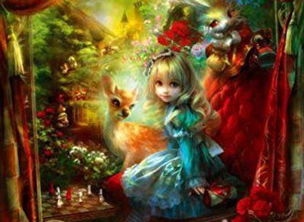 5 Beautiful Fantasy Jigsaw Puzzles