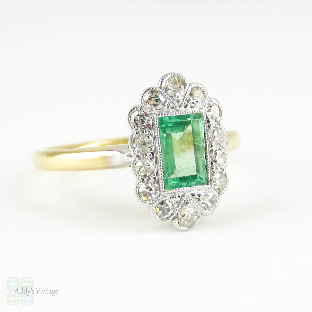Art Deco Emerald & Diamond Engagement Ring Light Green. Top View Engagement Rings. Low Key Wedding Rings. Rose Quartz Wedding Rings. India Man Rings. Genuine Turquoise Engagement Rings. 0.63 Carat Engagement Rings. Wedding Band Match Wedding Rings. Golden Rose Wedding Rings