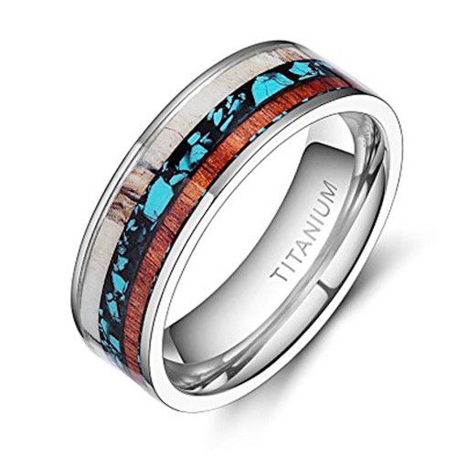 tri rings product tricolorbraided color handcrafted made wedding bands asp detail band hand