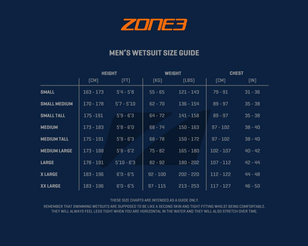 Zone3 - Victory D Wetsuit - Men's - 2018