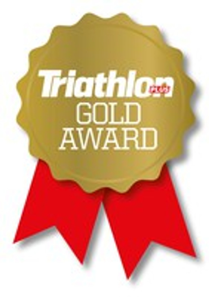 Zone3 Vision receives Triathlon Plus magazine's gold award