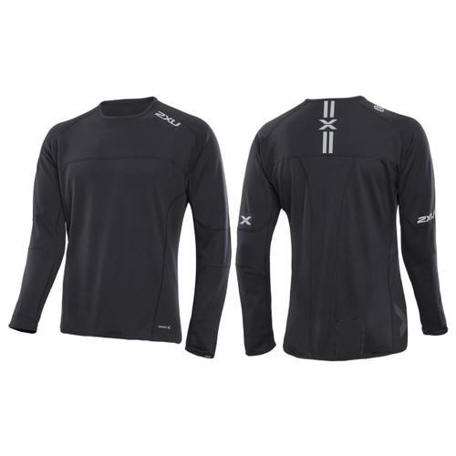 2XU Comp Long Sleeve Run Top - Men's - Medium Only